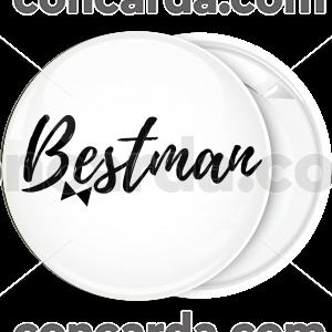 Κονκάρδα best man καλλιγραφία