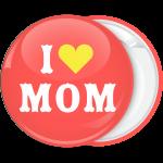 Vintage Κονκάρδα I Love mom
