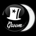 Κονκάρδα Groom Hat