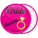 Kονκάρδα bachelorette The Bride Ring φούξια