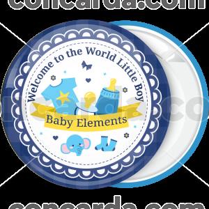 Κονκάρδα για γέννηση Baby Elements