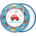Κονκάρδα  Birthday boy cars