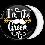Κονκάρδα I am the groom βέλος μαύρη