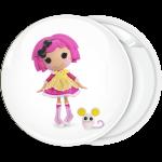 Kονκαρδα κούκλα Lalaloopsy ποντικάκι