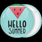 Καλοκαιρινή κονκάρδα Hello Summer καρπούζι