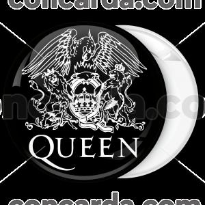 Κονκάρδα Queen band