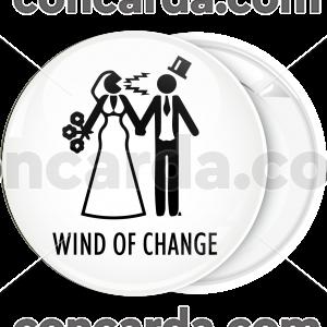 Κονκάρδα Bachelor wind of change