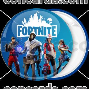 Κονκάρδα Fortnite 4 ήρωες chapter 2