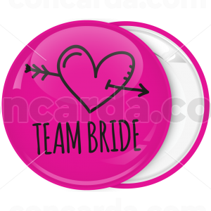 Kονκάρδα Team Bride little heart