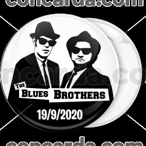 Κονκάρδα bachelor The Blues Brothers