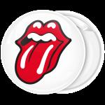 Κονκάρδα Rolling Stones mouth white