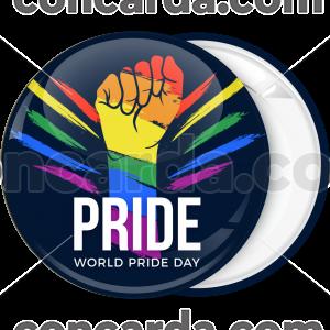 Κονκάρδα World Pride Day