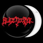 Κονκάρδα Alice Cooper red