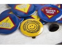 Κλασσικές κονκάρδες SuperHeroes