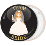 Kονκάρδα bachelorette Team Bride Milly μαύρη
