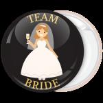 Kονκάρδα bachelorette Team Bride Milly μαύρη