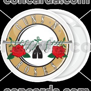 Rock Κονκάρδα Guns N Roses