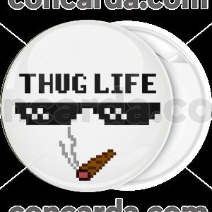 Κονκάρδα bachelor thug life