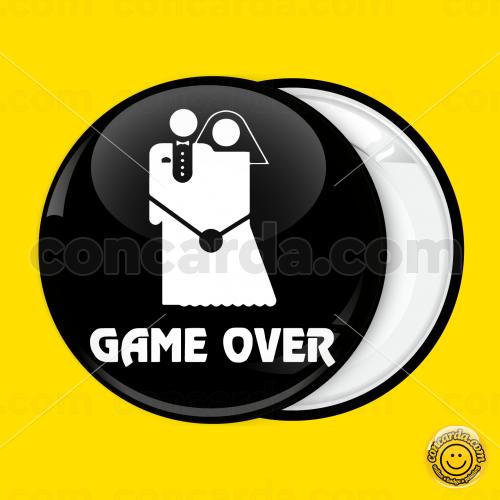 5339d81408cd Κονκάρδα Bachelor Game Over ζευγάρι πειρατές
