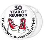 Reunion Badge button All Star