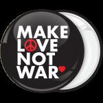 Μαύρη κονκάρδα Make Love not War