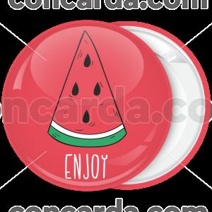 Κονκάρδα Enjoy καρπούζι