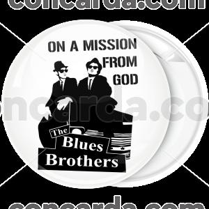 Κονκάρδα bachelor The Blues Brothers on a mission
