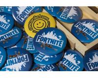 Κονκάρδες γενεθλίων Fortnite