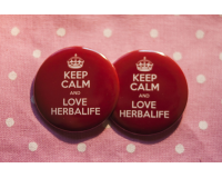 Διαφημιστικές κονκάρδες HERBALIFE