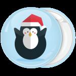 Κονκάρδα Χριστουγεννιάτικα στοιχεία Πιγκουίνος