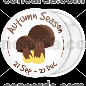 Κονκάρδα Autumn season μανιτάρι