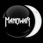 Metal Κονκάρδα Manowar