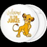 Κονκάρδα Welcome to the jungle λιονταράκι