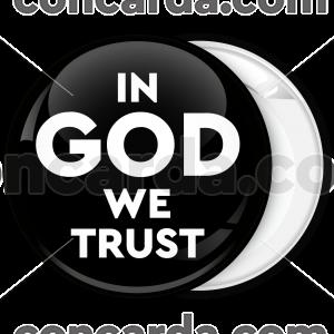 Κονκάρδα In God we Trust