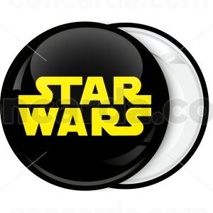 Κονκάρδα Star Wars funs μαύρη