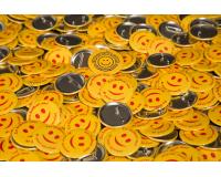 Διαφημιστικές κονκάρδες Shell