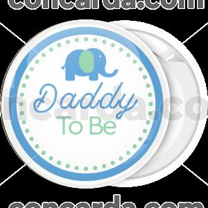 Κονκάρδα Daddy to be ελεφαντάκι