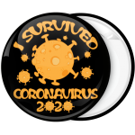 Κονκάρδα I survived Coronavirus 2020