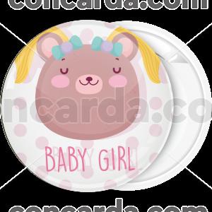 Κονκάρδα baby girl teddy bear