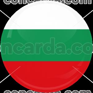 Κονκάρδα σημαία Βουλγαρίας