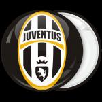 Κονκάρδα Juventus μαύρο χρυσό