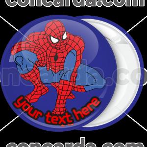 Κονκάρδα παιδικά γενέθλια Spiderman