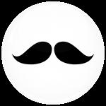 Κονκάρδα μουστάκι Dandy