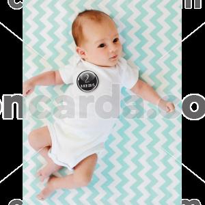 Σετ φωτογράφησης μωρού x14 κονκάρδες 59mm
