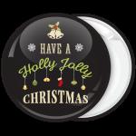 Χριστουγεννιάτικη Κονκάρδα Holly Jolly