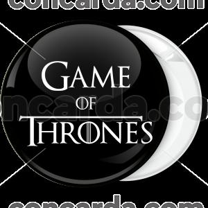 Κονκάρδα Game of Thrones Logo