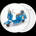Κονκάρδα βέσπα μπλε Roma προφίλ