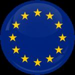 Κονκάρδα σημαία Ευρωπαϊκής ένωσης