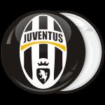 Κονκάρδα Juventus μαύρο