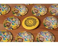 Κονκάρδα παιδικού πάρτυ μαγνητάκια ψυγείου